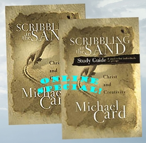 Scribbling in the Sand Book & Study Guide Special